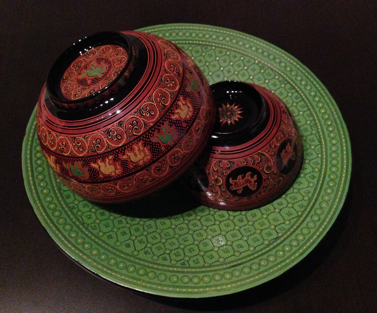 The Beautiful Lacquerware