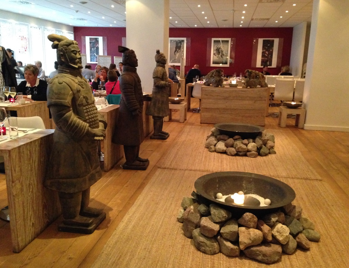 Asian fusion in oslo beatravelling for Asian fusion cuisine restaurants