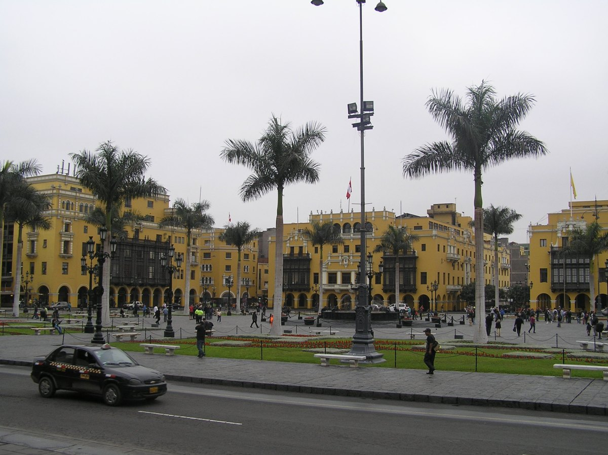 Old Lima
